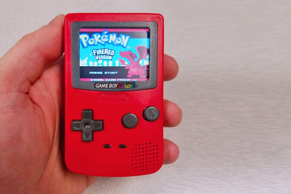 Best Game Boy Color Hacks
