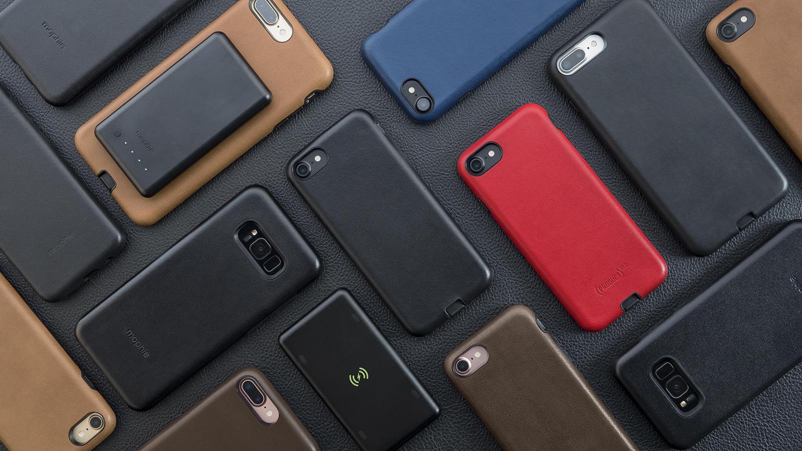 Mophie ya tiene soluciones inalámbricas de carga para los iPhone 7 y Galaxy S8