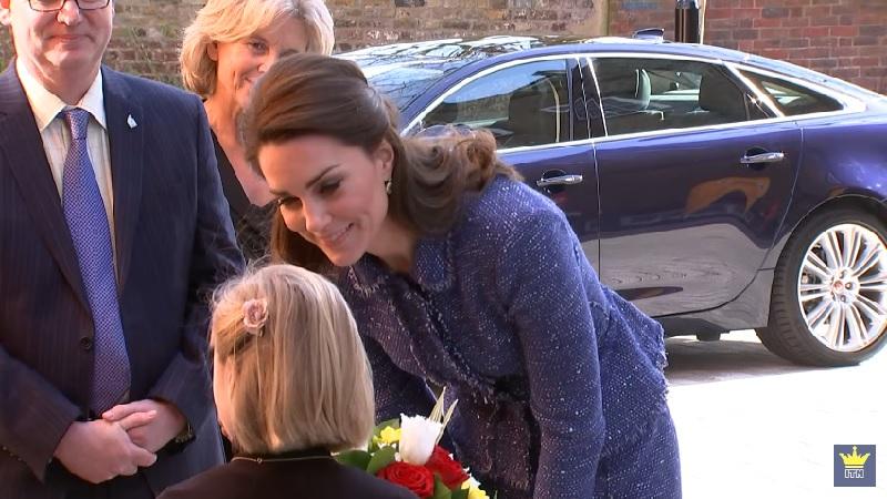 キャサリン妃が明かした、ジョージ王子のかわいらしい新たな趣味とは?