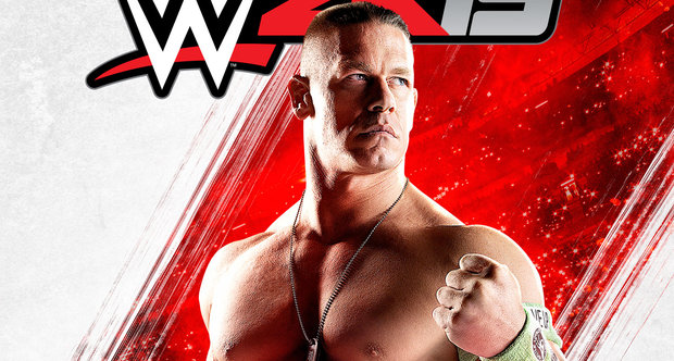 John Cena named WWE 2K15's Cover Star