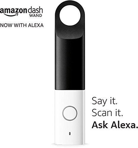 Amazon Dash Wand: Barcode-Zauberei für den Markenkühlschrank