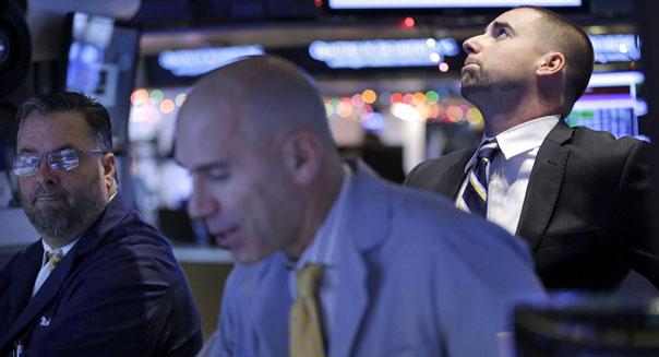 market wrap wall street stocks investing nyse