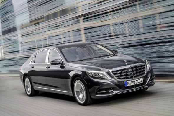Mercedes-Maybach S-Klasse: Die Preise