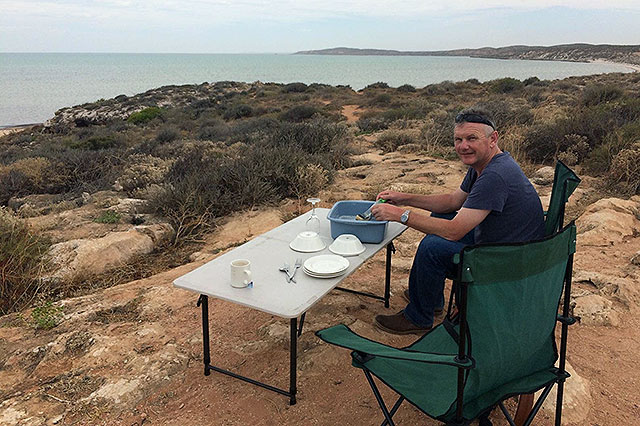 Shark Bay World Heritage site