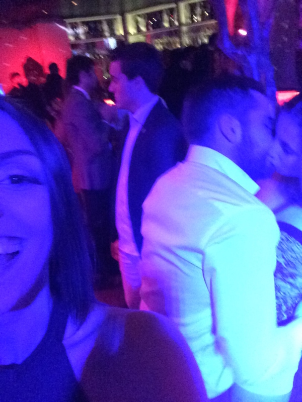 Woman Spends Two Years Collecting Selfies With Random Couple Making Out