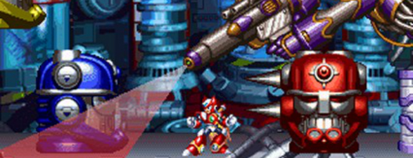 Mega Man X4, X5 zero in on PlayStations next month