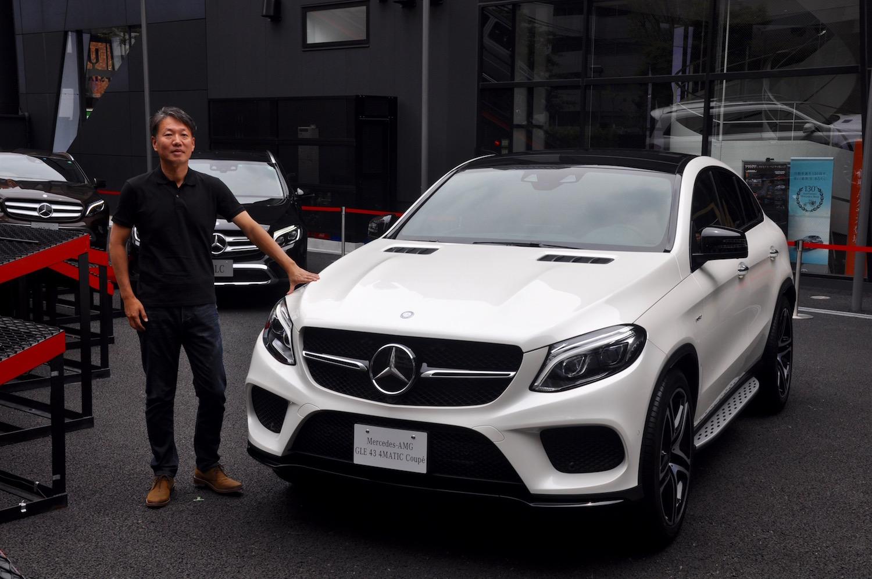 メルセデス・ベンツ日本「SUV イヤー 第3弾」初のSUVクーペ「GLEクーペ」を含む3車種を発表! , Autoblog 日本版
