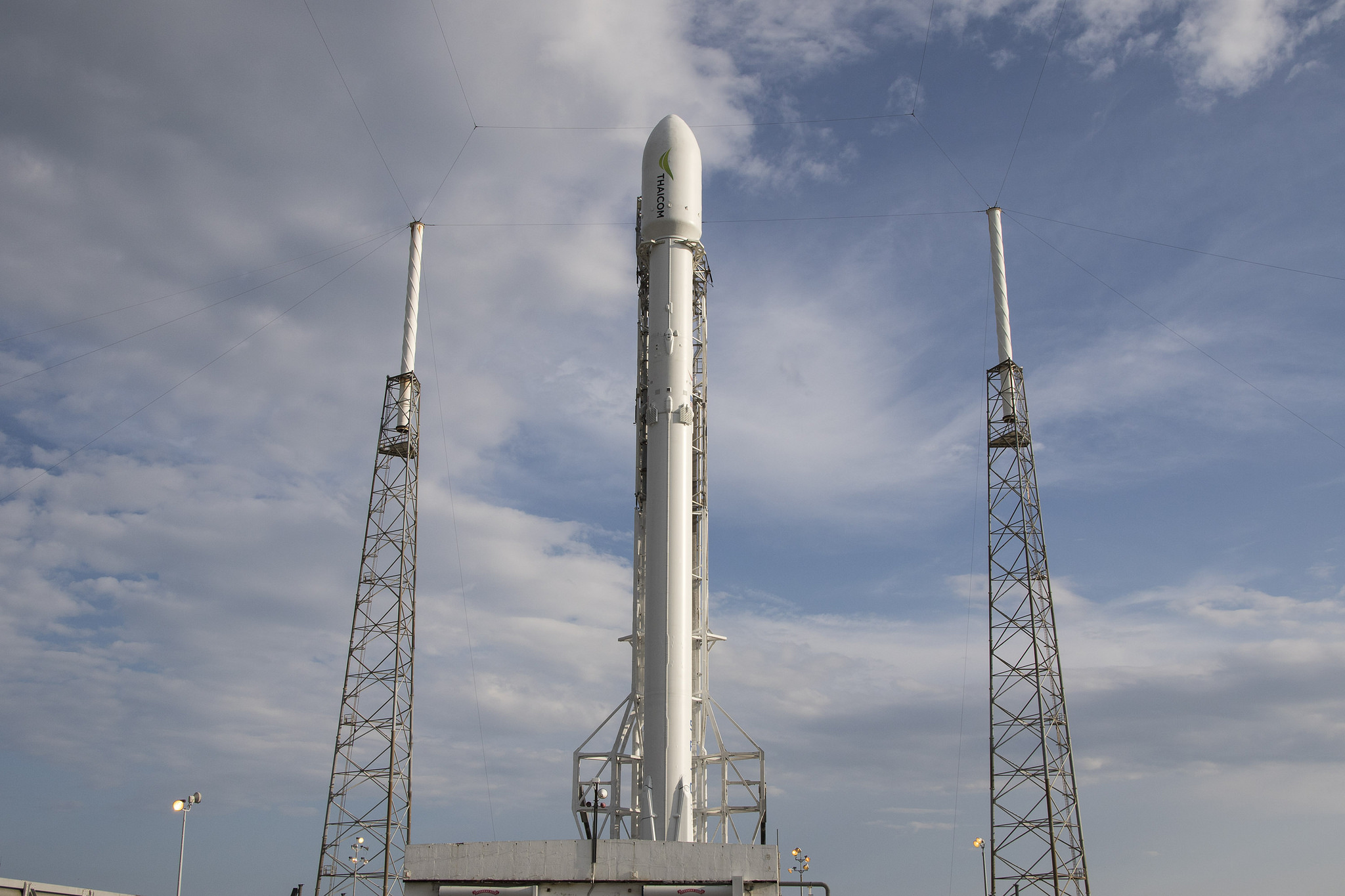 SpaceX's next rocket launch and landing is just minutes away