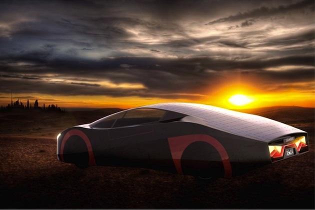 航続距離は無限というソーラー・スポーツカー「イモータス」が、実用化へ向けて一歩前進(ビデオ付)