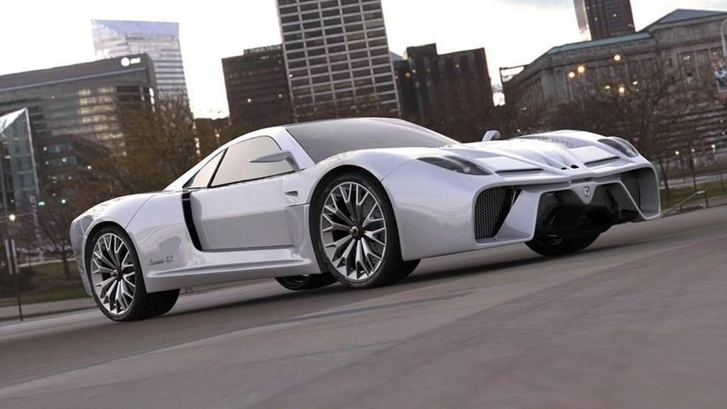Tecnicar Lavinia, elektro sportwagen, supersportwagen, Italo-Racer, Tecnicar, e-sportwagen, Top Marques Monaco
