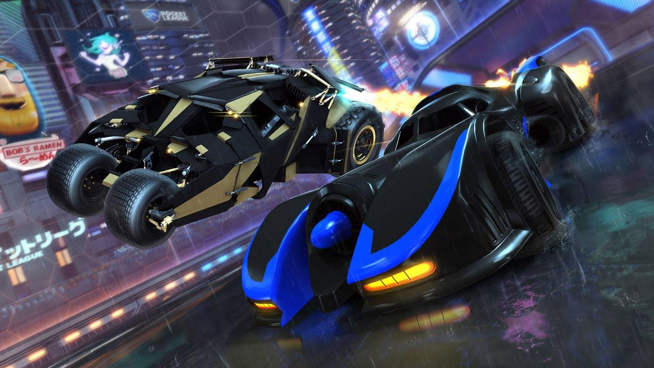 'Rocket League' DLC adds DC superhero flair on March 5th