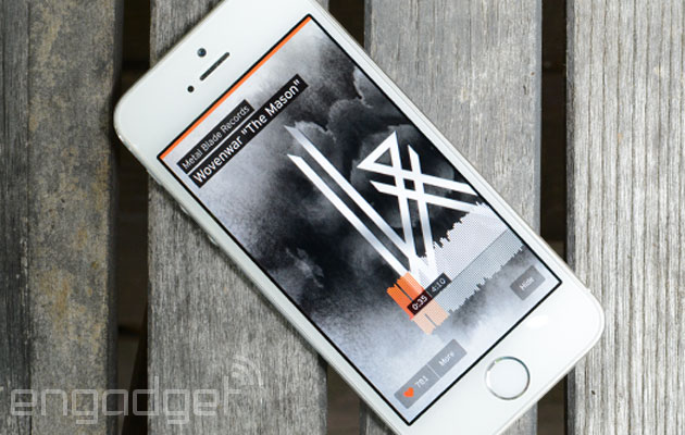 SoundCloud's iOS app gets simplified controls as it focuses on listeners