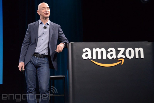 Amazon finally starts paying proper taxes in European countries