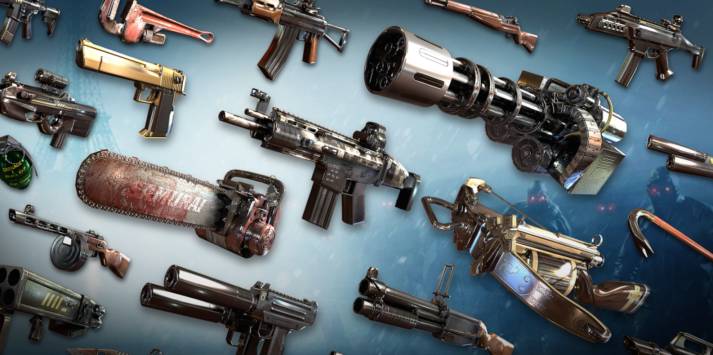 Shoot em' up in these 5 mobile shooters