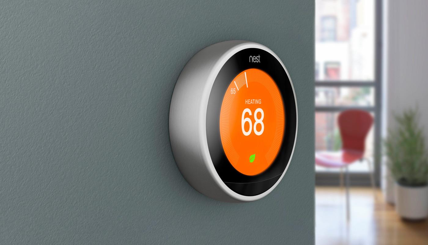 Amazon's Alexa controls Nest thermostats