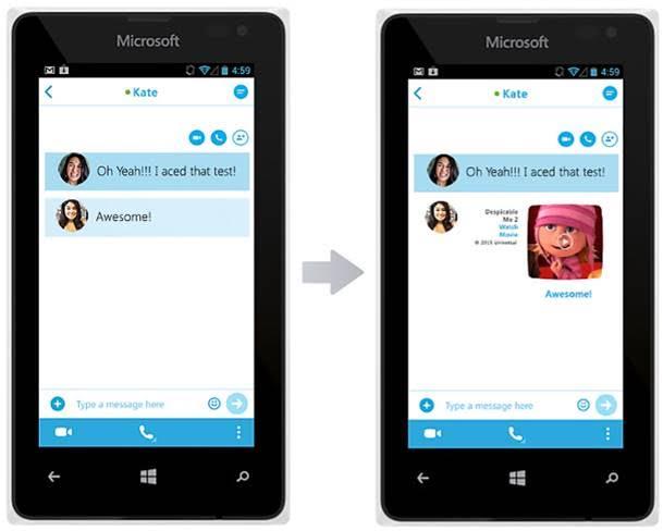 Skype Mojis