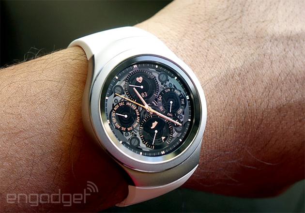 Gear S2 review: Samsung's best smartwatch is still a work ...