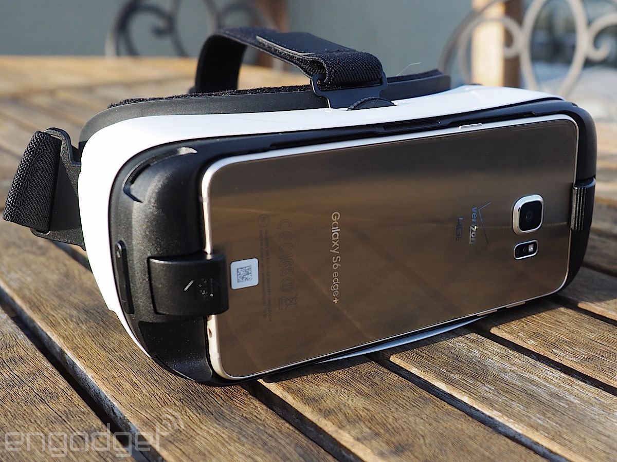 Samsung Gear VR review (2015): A no-brainer if you own a Samsung phone