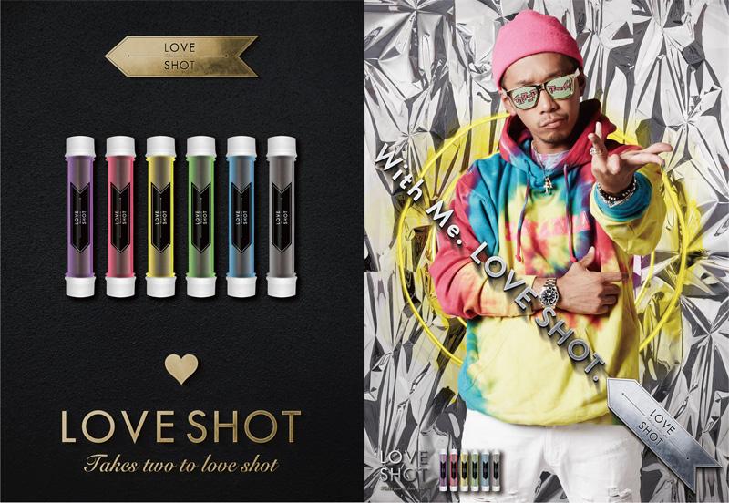 イルマニアMCMAら出演の「LOVESHOT」PVが都内大型ビジョンで放映開始!
