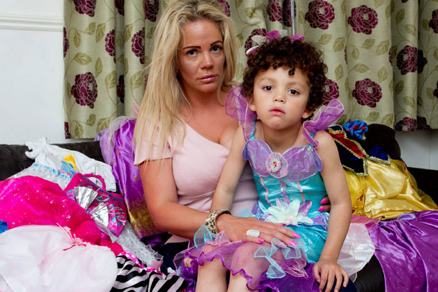 Boy, 5, banned from after-school club for wearing a dress