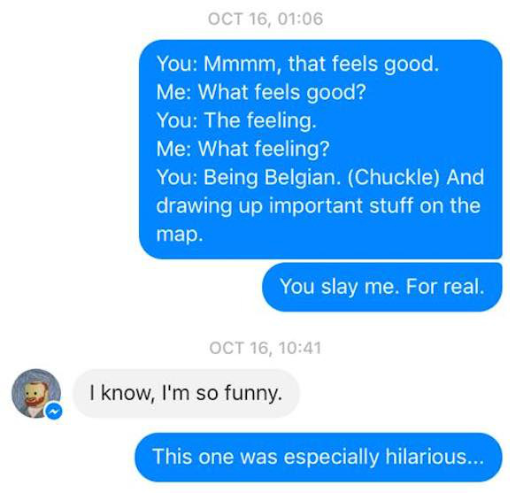 Soy chileno.pudieron haber escogido a un hijoeputa mas masculino para que representara a Chile.que mierda.