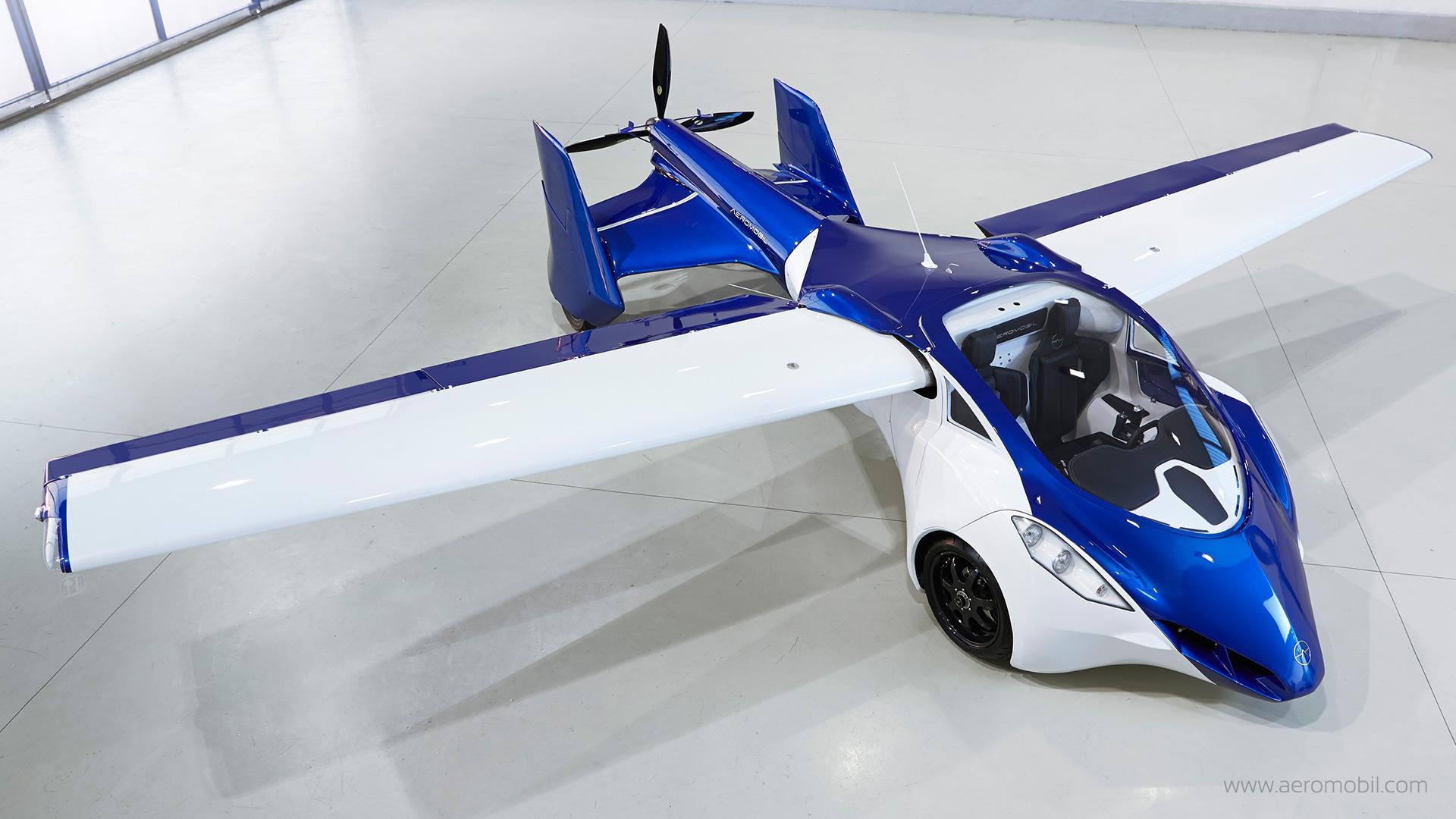6 flying cars that let you soar over traffic