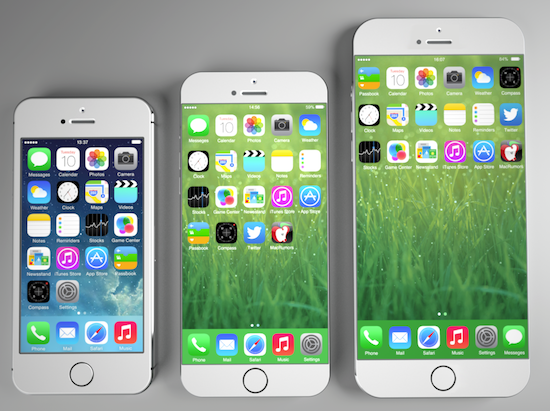 iphone 6 rumors, new iphone 6 concepts