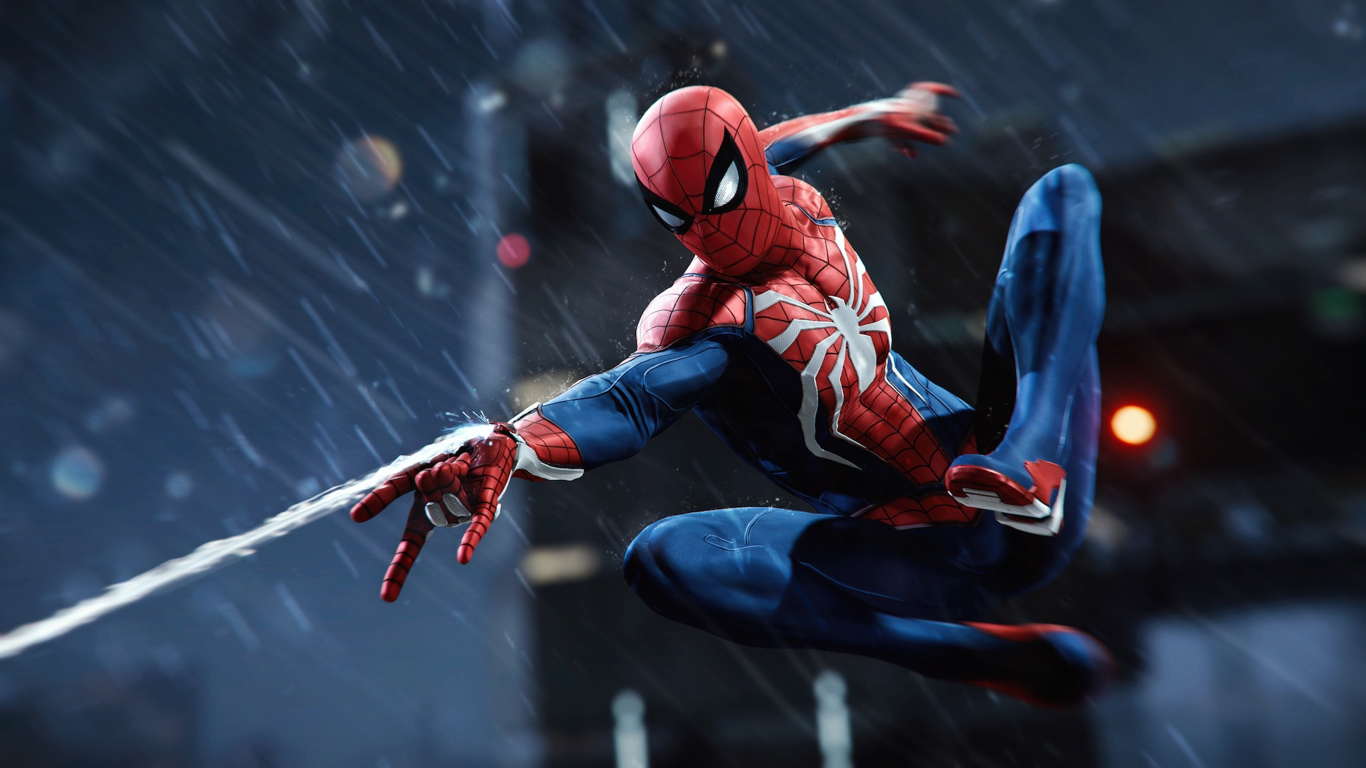 photo image 'Spider-Man' is my web-slinging dreams come true