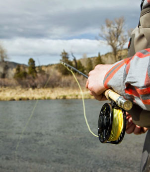 For montana clothier gone fishin 39 is a way of business for Simms fishing jobs