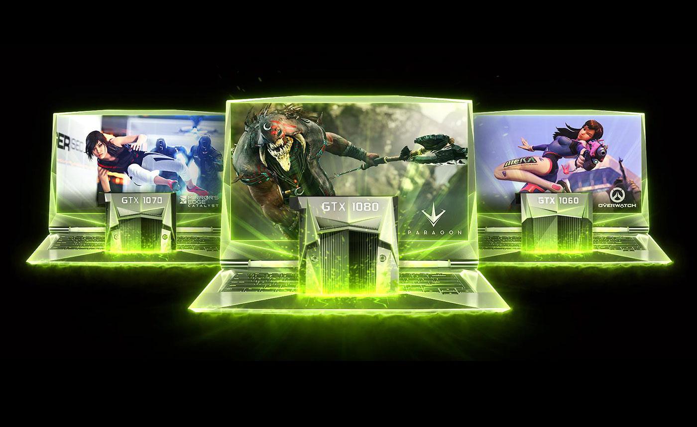 NVIDIA 新一代的移动版显卡,仍然有着桌面级的性能