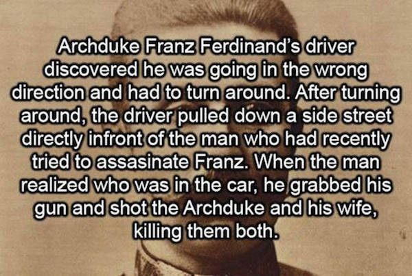 Huge Fails In History