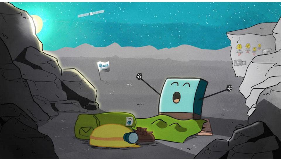 ¡Y despertó! La sonda Philae sale de su hibernación