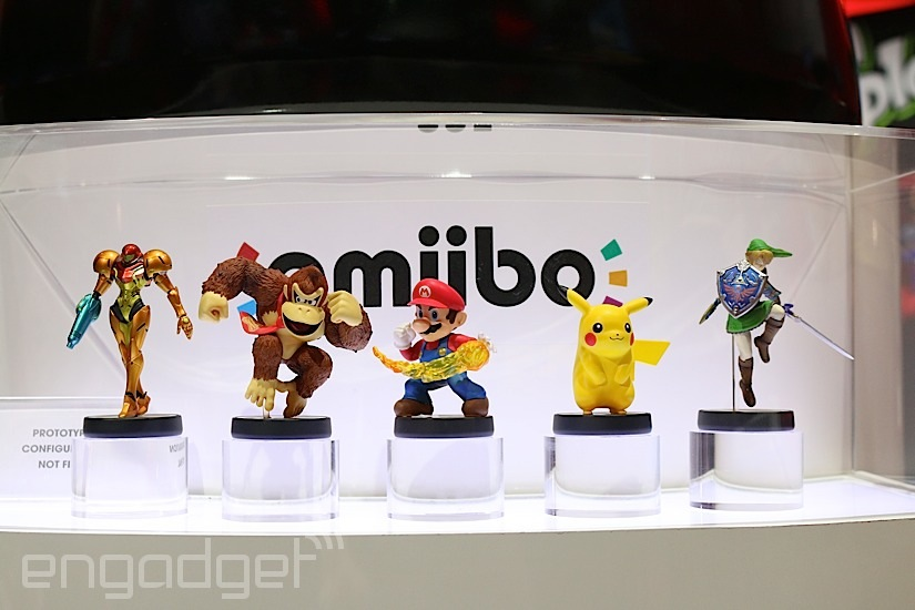 Nintendo's shipped 5.7 million Amiibo figures (and here's the best-sellers)