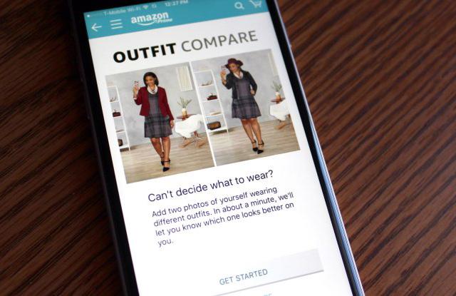 Amazon entscheidet, welches Outfit Prime-Kunden tragen sollen