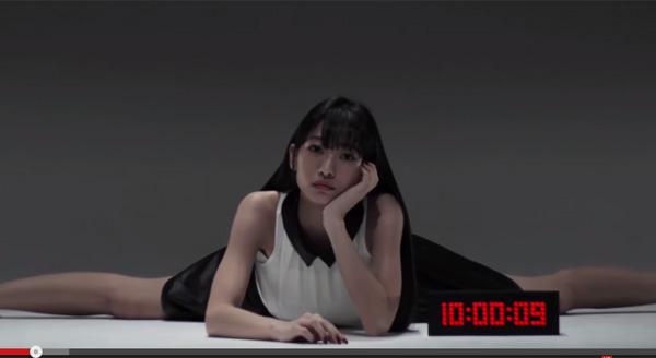 超絶軟体女子アイドル・なあ坊豆腐@那奈のあるトリック動画にネット上が話題沸騰中