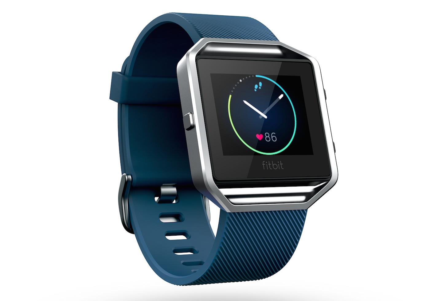 Fitbit Blaze es un smarwatch centrado en tu actividad física (y además es muy bonito)