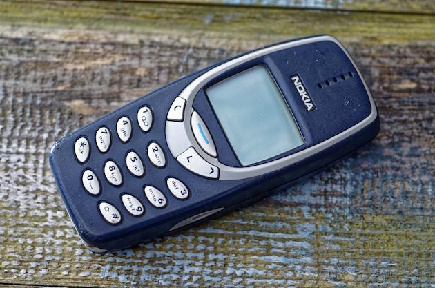 诺基亚 3310 或将于本月重新登场