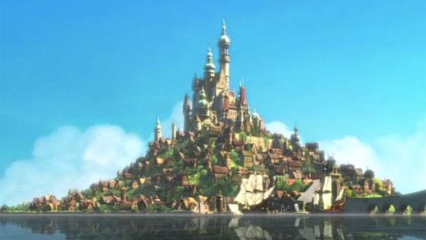 ディズニー作品の舞台となった世界にまたがる「聖地巡礼リスト」がかなり難易度高めだった!【動画】