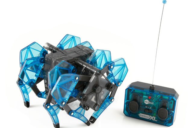 WIN a HEXBUG Strandbeast XL - worth £39.99!