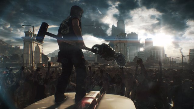 Dead Rising 3 Graphical Comparison