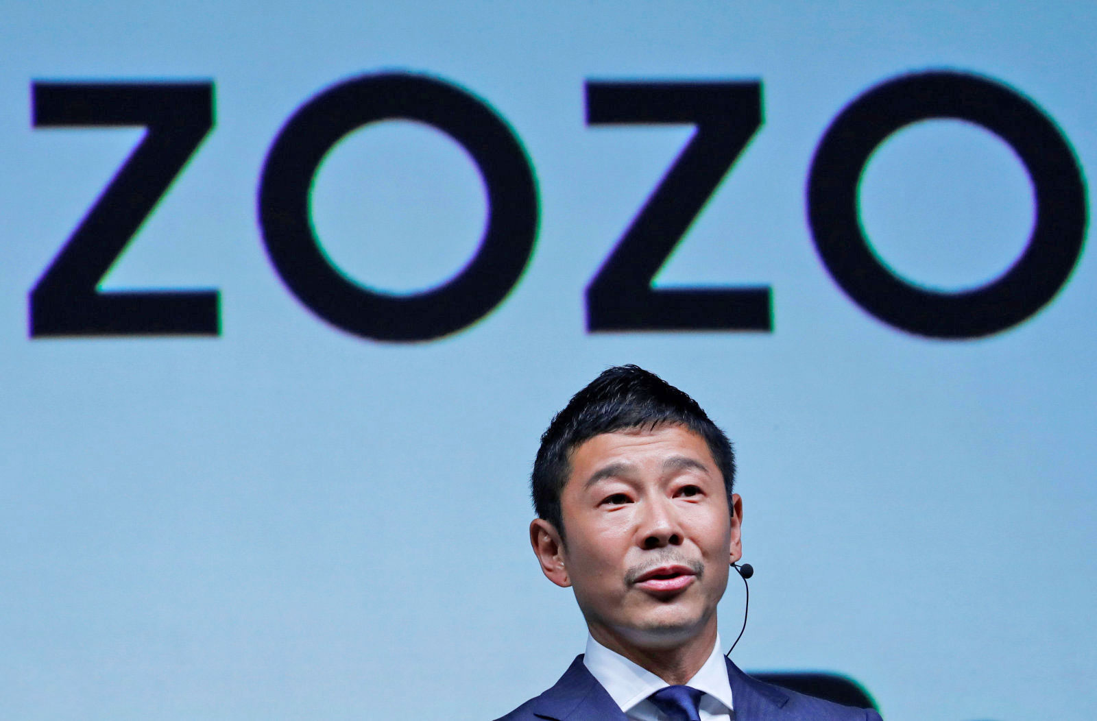 Who is Yusaku Maezawa, SpaceX's first lunar tourist?
