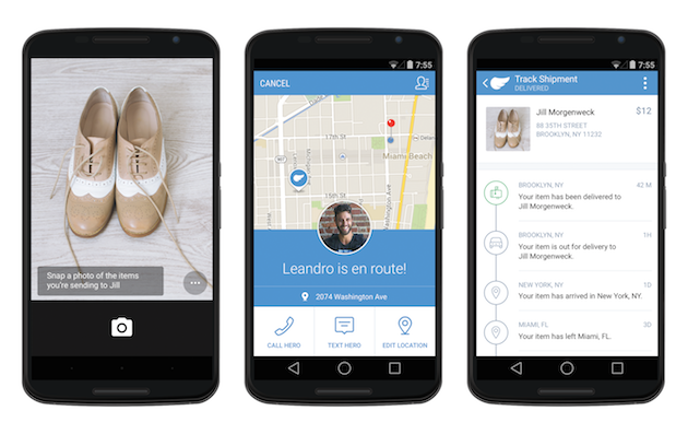 Shyp for Android is now shypping