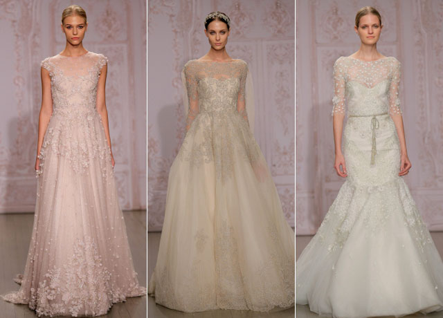 Wedding Dress Gemach New York : Wedding dress collection at bridal fashion week in new york