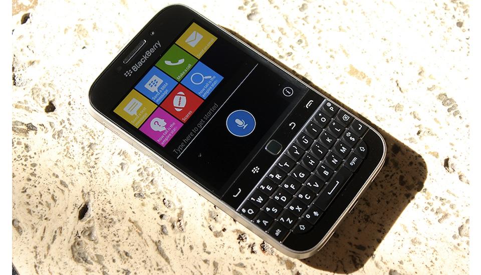 Un vistazo más de cerca a la nueva BlackBerry Classic