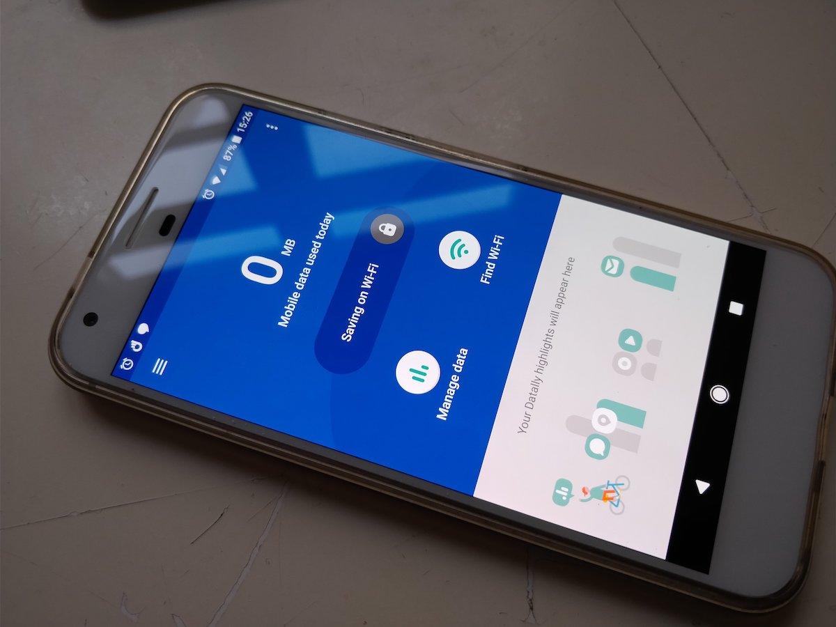 Datally: Neue Google-App gibt Kontrolle über Datenverbrauch