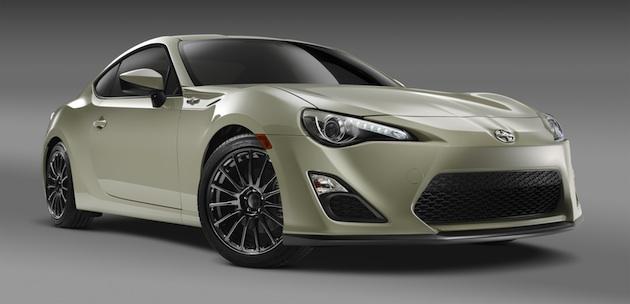 トヨタ、米国で「86」の特別仕様限定車「リリース・シリーズ 2.0」を発売