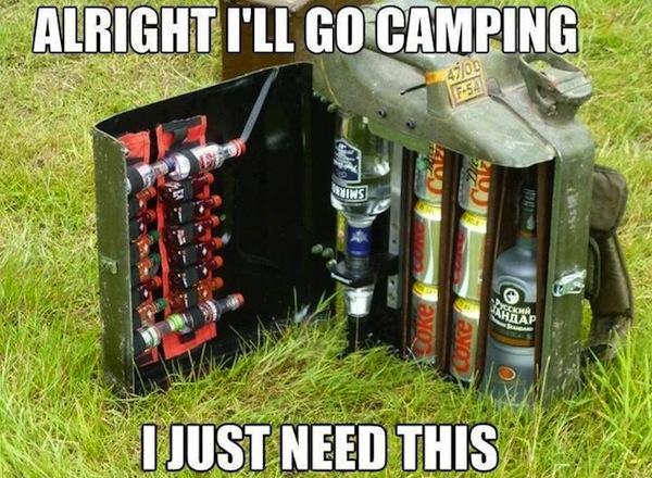 13 Funny Camping Photos Craveonline