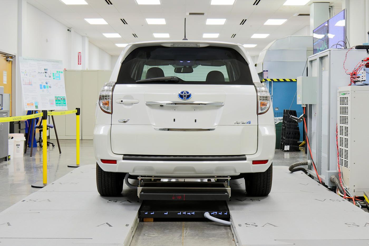 电动汽车所用的无线充电效率将可媲美有线充电