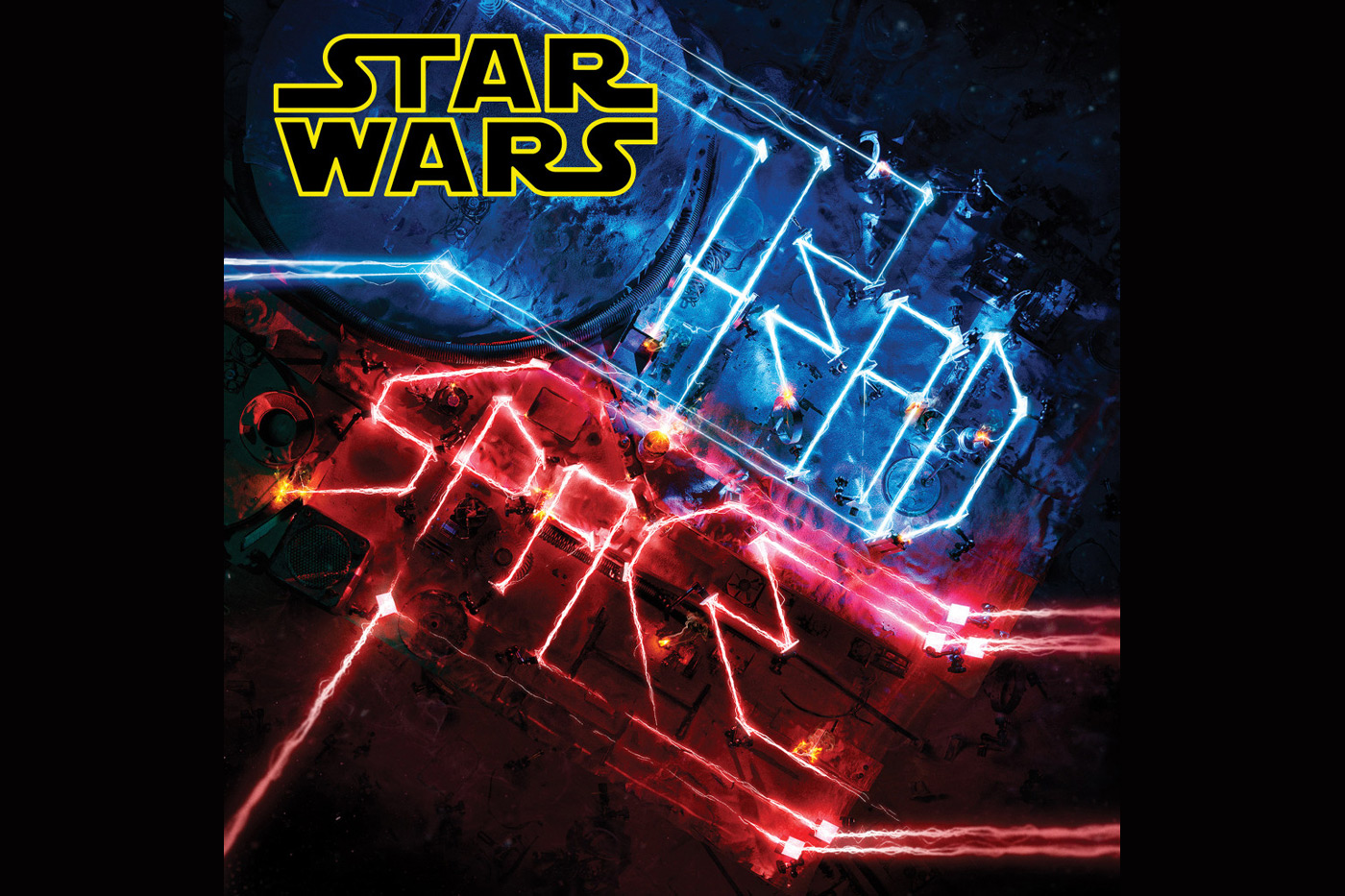 'Star Wars' is getting an official electronic music album