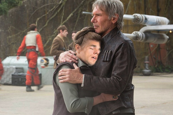 sleeping intern photoshop, funny photoshop battle, sleeping intern han and leia force awakens photoshop
